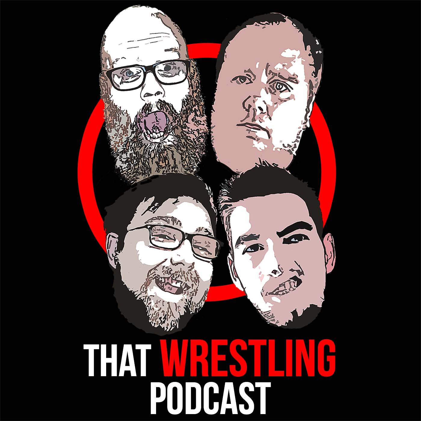 That Wrestling Podcast: Pro Wrestling Radio | Interviews | Reviews | Podcast | Discussion